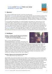 Verslag Watercafé 17 januari 2008 - Natuur en Milieufederatie Utrecht