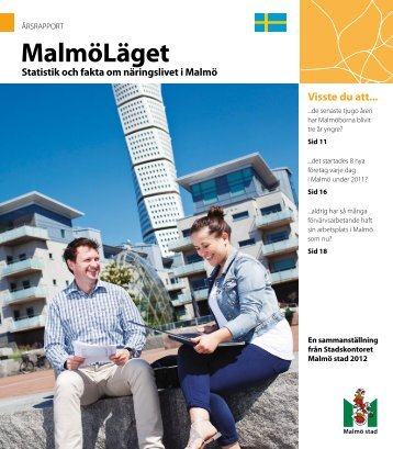 MalmöLäget - Malmobusiness.com