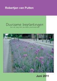Duurzame Beplantingen.indd - Overzicht folder