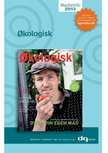 Økologisk - DG Media