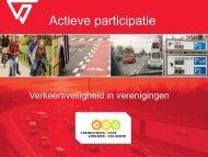 verenigingen voor verkeersveiligheid - Verkeerskunde
