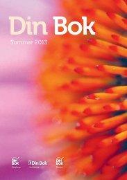 DinBok Sommar2013.indd - A6 Din Bok