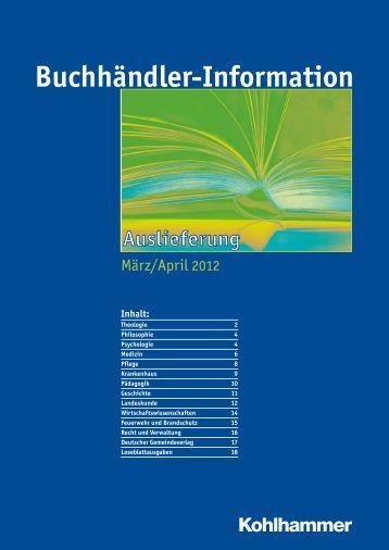 Spiritual Care: Aktuelle Standortbestimmungen • Heft ... - Kohlhammer