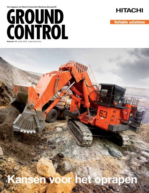 Download Lente 2010 - Hitachi Construction Machinery