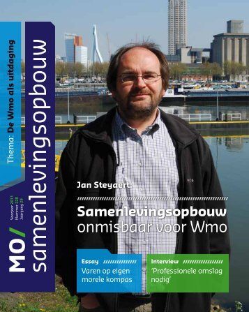 De WMO als uitdaging - Steyaert.org