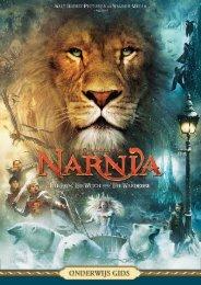 Dossier Educ Narnia NL - Disney.be