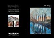 Tom Oxager - Galleri Blokhus