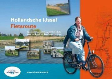 Hollandsche IJssel Fietsroute - Project Hollandsche IJssel