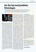 2 2012 - Juridiska Föreningen i Uppsala - Page 7