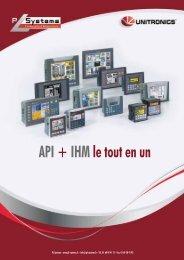 API +IHM le tout en un - PL Systems