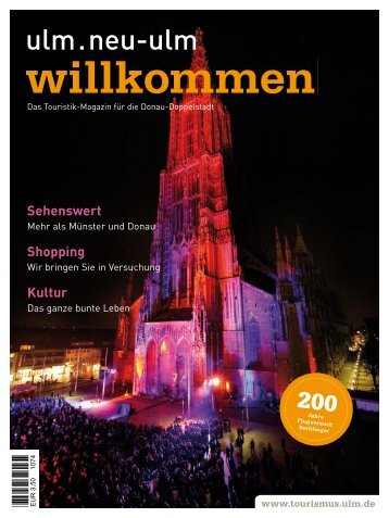 Sehenswert - Ulm/Neu-Ulm