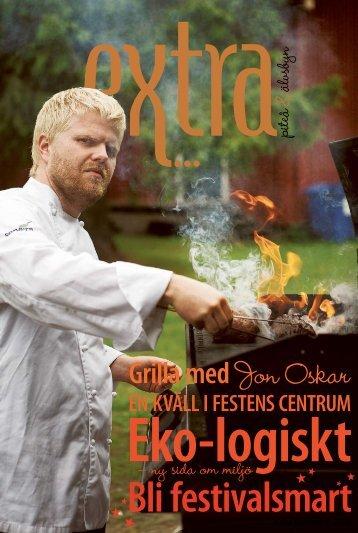 Grilla med Jon Oskar - Piteå-Tidningen