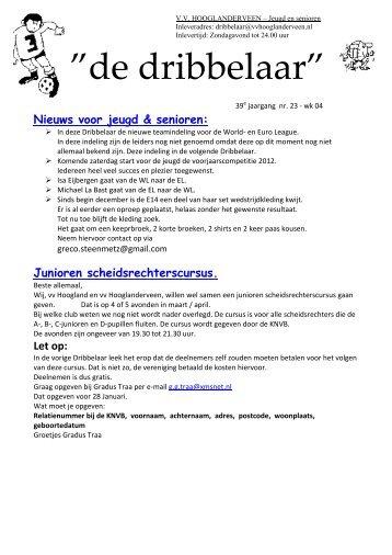 De Dribbelaar nummer 23 - Hooglanderveen