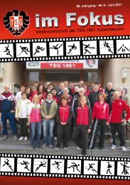 Juni 2011 - TSG Kaiserslautern