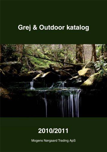 Grej & Outdoor katalog 2010/2011 - Fejerskov