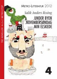 Salik Anders Rosing - Metro Litteratur