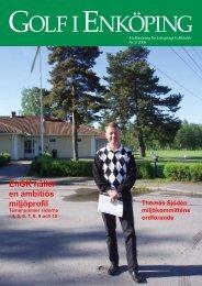 Nr 2 2009 - Enköpings Golfklubb