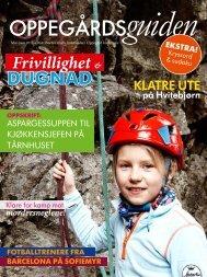 PDF av nummer 4 - Oppegårdsguiden