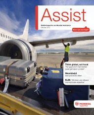 2012 Assist! nr 1-per pag - Allianz Global Assistance