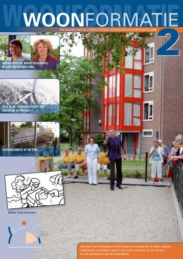 woonformatie - IJsselsteinse Woningbouwvereniging