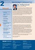 woonformatie - IJsselsteinse Woningbouwvereniging - Page 2