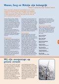 woonformatie - IJsselsteinse Woningbouwvereniging - Page 7