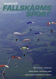 Ladda hem Svensk Fallskärmssport Nummer 3 2008 - Svenska ...