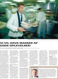 VI VIL HAVE MASSER AF GODE OPLEVELSER! - René Crone