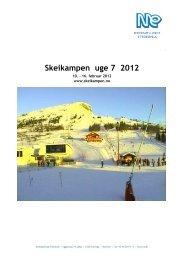 Skeikampen uge 7 2012