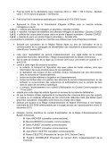 compte rendu succint du 10 février 2010 - Communauté de ... - Page 2