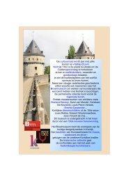 Flyer Cultuuruitstap Kortrijk 2012-06-22