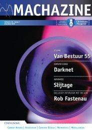 Jaargang 16, Nummer 1 - Christiaan Huygens - TU Delft