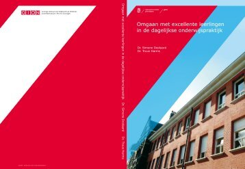 Het streven naar kwaliteit in scholen voor primair onderwijs - Avs