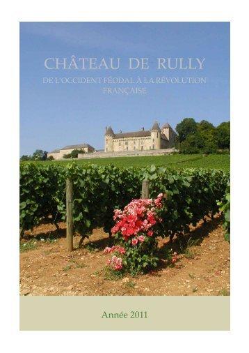 Ecole - Château de Rully