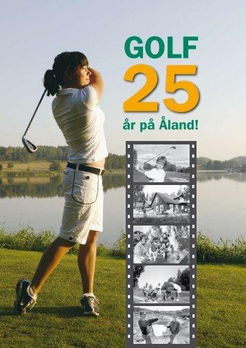 Ålands golfklubbs historik