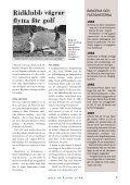 Ålands golfklubbs historik - Page 5