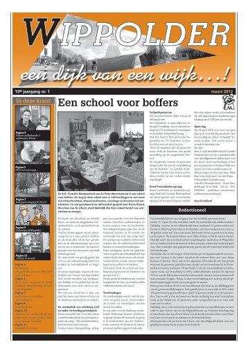 editie voorjaar 2012 - Belangenvereniging TU Noord
