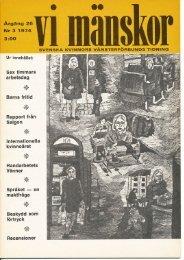 1974/3 - Vi Mänskor