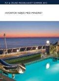 FLY & CRUISE MIDDELHAVET SOMMER 2013 - MSC Cruises - Page 2