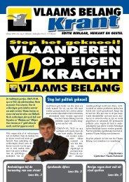 lees pag. 4 - Vlaams Belang - Afdeling Berlaar