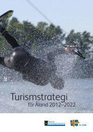 Turismstrategi 2012-2022 - Ålands landskapsregering