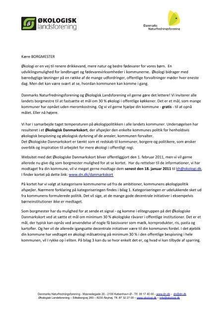 borgmesterbrev med bilag.pdf - Økologisk Landsforening