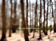 Atelier Warffemius - Timmer Art Books