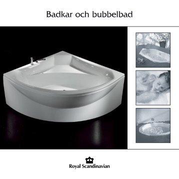 Badkar och bubbelbad - Frej Jonsson