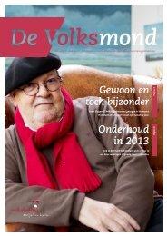 De Volksmond, december 2012 - Volksbelang Helmond