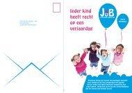 Ieder kind heeft recht op een verjaardag - Stichting Jarige Job