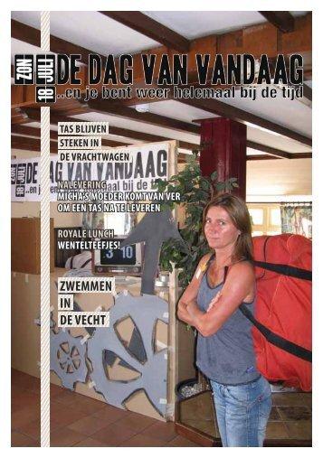 Zondag 18 juli 2010 - GJC Zomerkampen