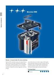 Vägvisare Startbatterier Maxxima – ett extremt batteri för ... - Exide
