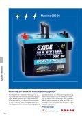Vägvisare Startbatterier Maxxima – ett extremt batteri för ... - Exide - Page 3