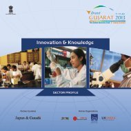 Innovation and Knowledge, including R&D, Human ... - GlobalGujarat